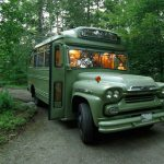 1959 Chevrolet Viking Short Bus Conversion