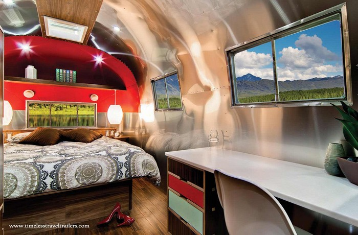 1962 Western Pacific Airstream Luxury Home