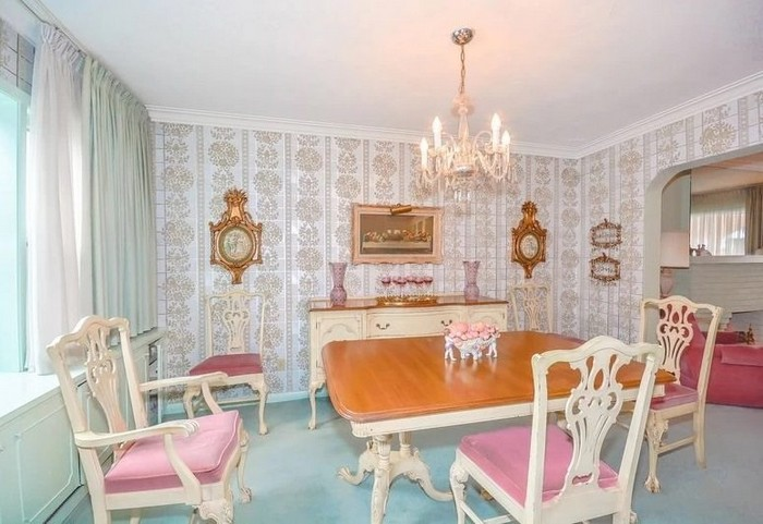 1950's Time Capsule Home