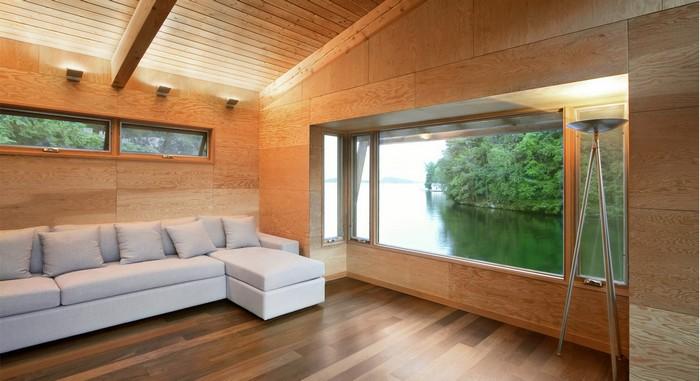 Muskoka Boathouse Christopher Simmonds Architect