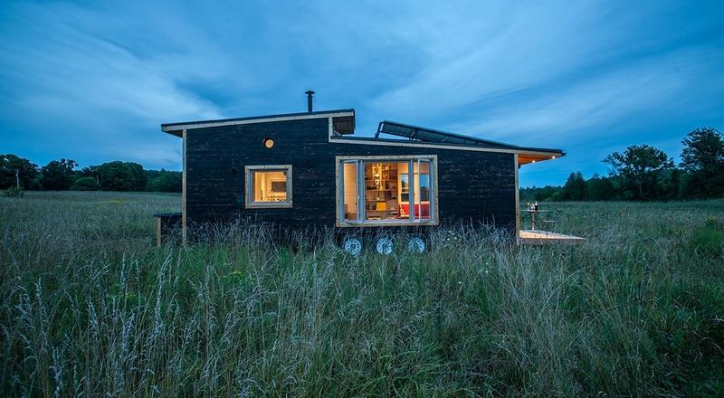 Tiny House by Greenmoxie