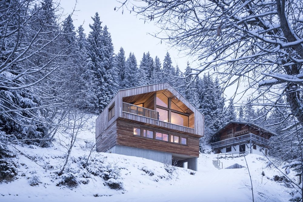 Mountain House – Contemporary Chalet