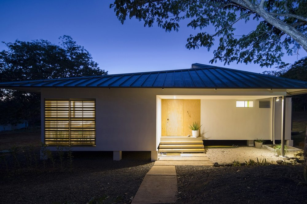 Tropik Works is a house that's 100 percent sustainable.