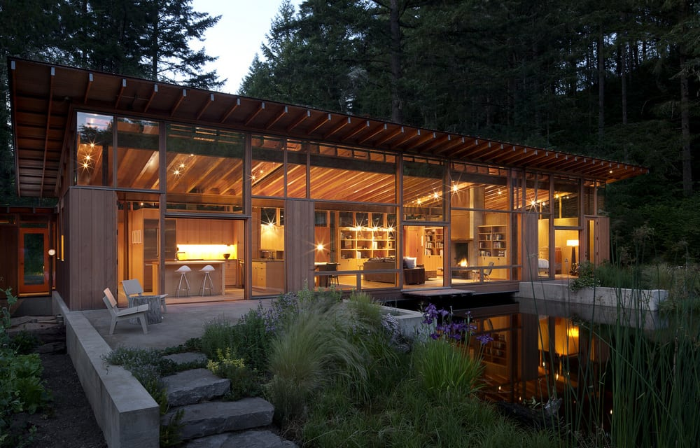 Peaceful, calming, and cozy, Newberg's Residence is the ideal place for relaxation.